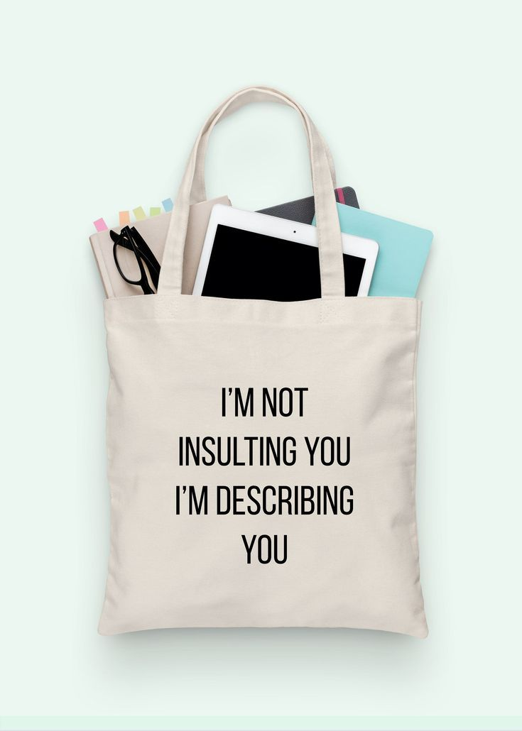 NEW COTTON HAND BAG//TOTE BAG GEORGE ORWELL QUOTE 1