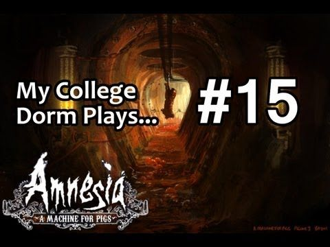 USE THE LADDERS, My College Dorm Plays Amnesia --> http://www.youtube.com/watch?v=xfmRgfBlAhg