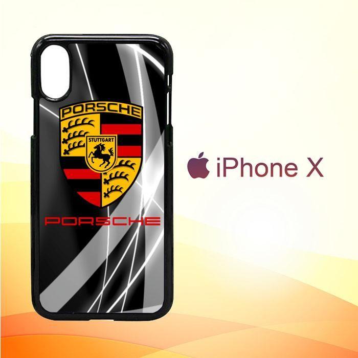 porsche iphone x case