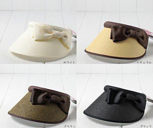 【バイザー】イシダセイボウ 石田製帽 日本製 DAY STROWS+ リボンくるくるストローサンバイザー ih0010 国産 麦わら帽子 ストローハット バイザー 天然素材 つば広ハット つば広帽子 紫外線防止 UVカット 日よけ リボン レディース 女性 婦人 帽子 - http://ladystrend.click/%e3%80%90%e3%83%90%e3%82%a4%e3%82%b6%e3%83%bc%e3%80%91%e3%82%a4%e3%82%b7%e3%83%80%e3%82%bb%e3%82%a4%e3%83%9c%e3%82%a6-%e7%9f%b3%e