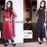 Maria B Embroidered Dresses 2013 For Eid Volume 1