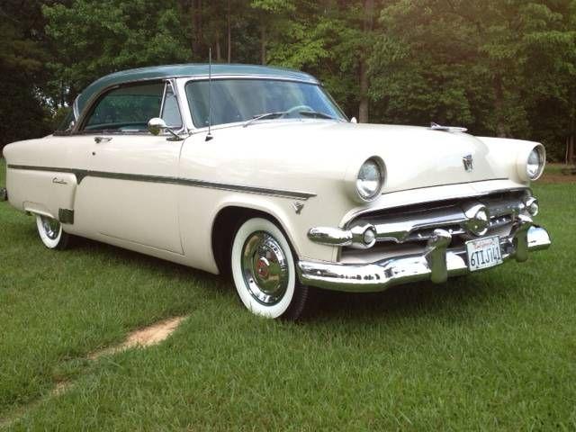 1954 Ford Victoria Hardtop