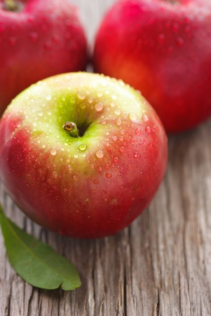 Apple: love apples sliced with a tablespoon of peanut butter and cottage cheese on the side.
