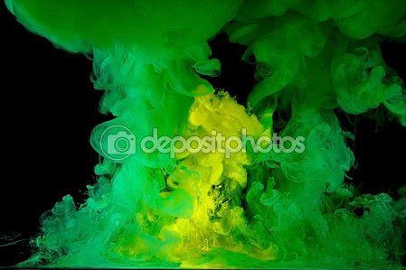 Движение цвета краски — Стоковое фото © skat57 #95886482