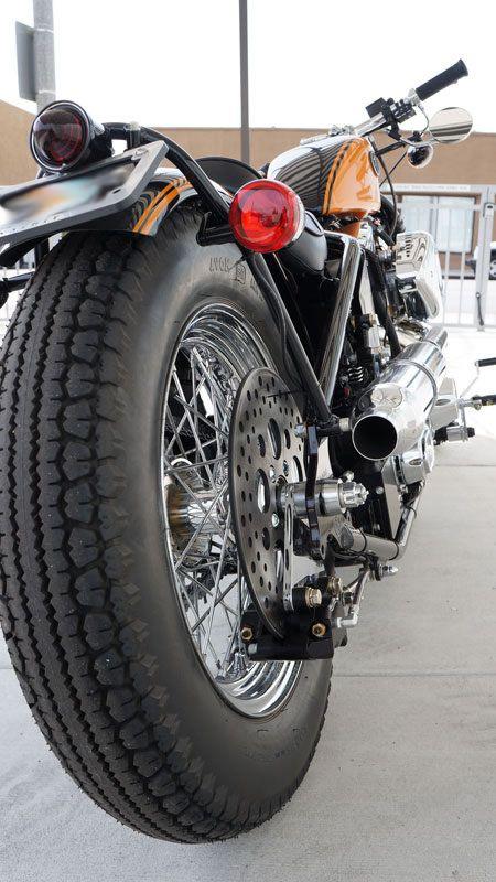 2014 TYPE 5 - Black & Orange - BIKES FOR SALE - MOTORCYCLES
