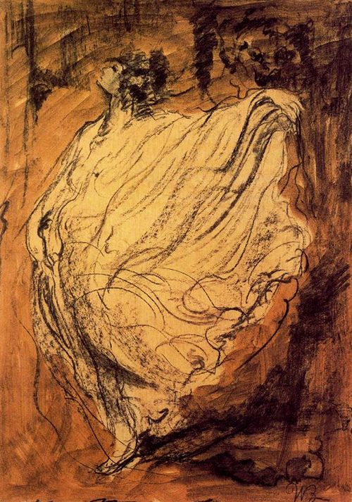 An introduction to the life and artwork by boccioni