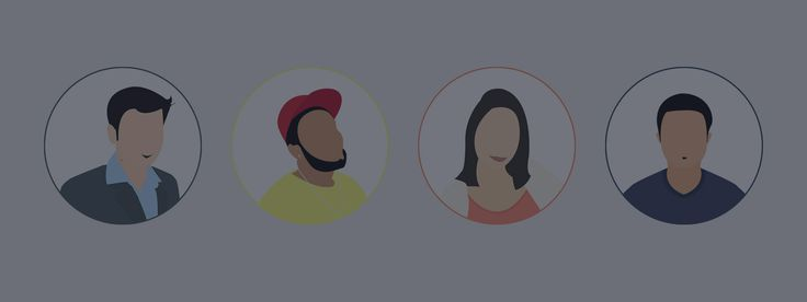 Graphic Designer Darshan Gajara's step-by-step guide to creating your very own flat and minimal avatar.