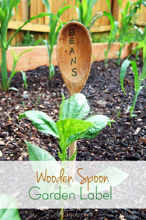 25 Best Ideas About Garden Labels On Pinterest Plant