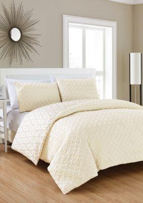 Chic Home  Ora Comforter Set - Beige - King