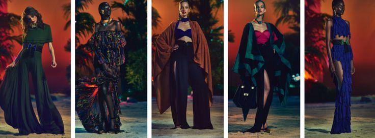 #balmain #look #fashion