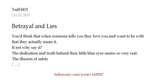 Image result for poems about lies and secrets | Poems