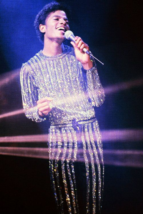 Michael Jackson's Rock With You! My most favorite song, video, and costume, by him, like, ever! ❤️ #rockwithyou