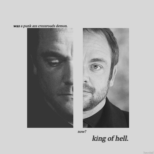 Fan Art of #Crowley #Supernatural #SPN