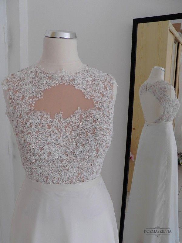 Menyasszonyi ruha, bridal dress, wedding dress, lace