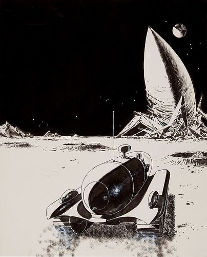 1961 Perry Rhodan: 171 Best Images About Retro Space Art On Pinterest