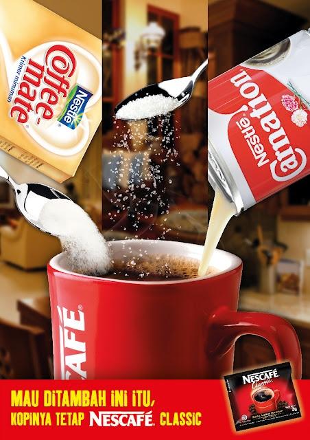 Nescafe by Nestle Promo