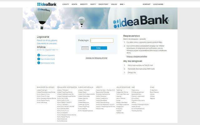 http://antyhaczyk.blogspot.com/2014/06/idea-bank-opinie-lokaty-konta-kredyty.html