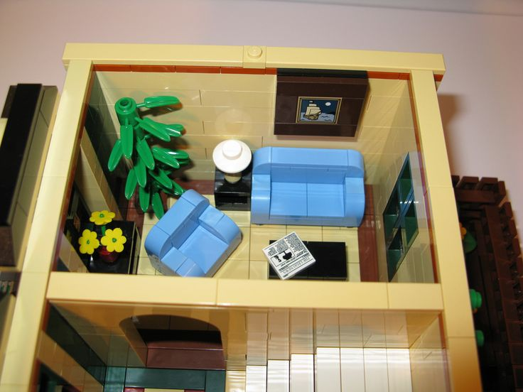 This LEGO Townhouse May Be One Of The Nicest Modular LEGO MOCs I Have Ever  Seen.