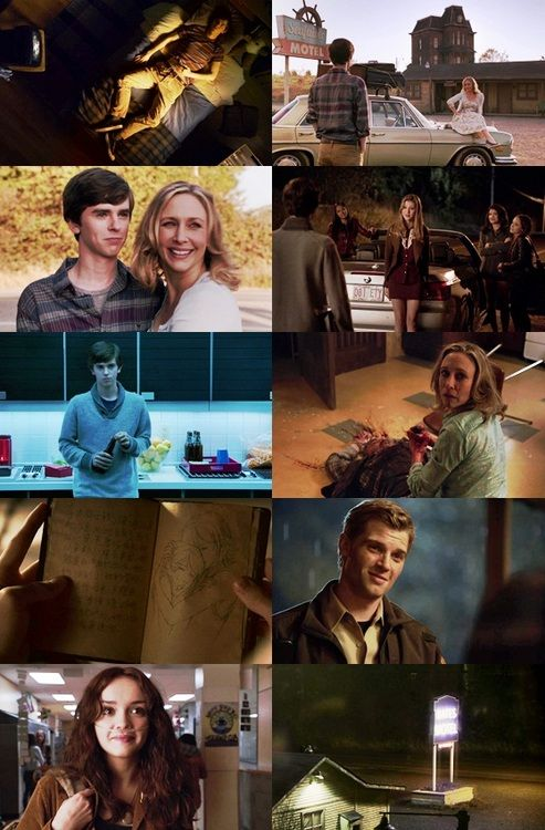 103 best bates motel a e images on pinterest tv series for Freddie highmore movies and tv shows