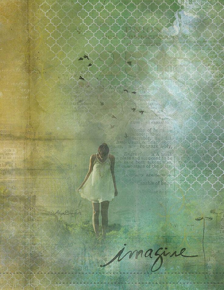 IMAGINE... BLISS by Jen Maddocks Designs  http://shop.thedigitalpress.co/Jen-Maddocks-Designs/
