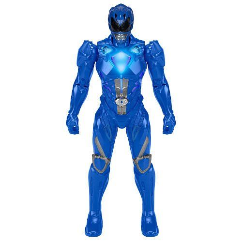 Mighty Morphin Power Rangers Movie Morphin Grid Action Figure - Blue Ranger