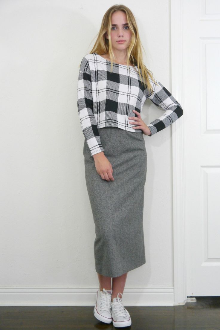 Beverly Blvd Skirt from ShopMika