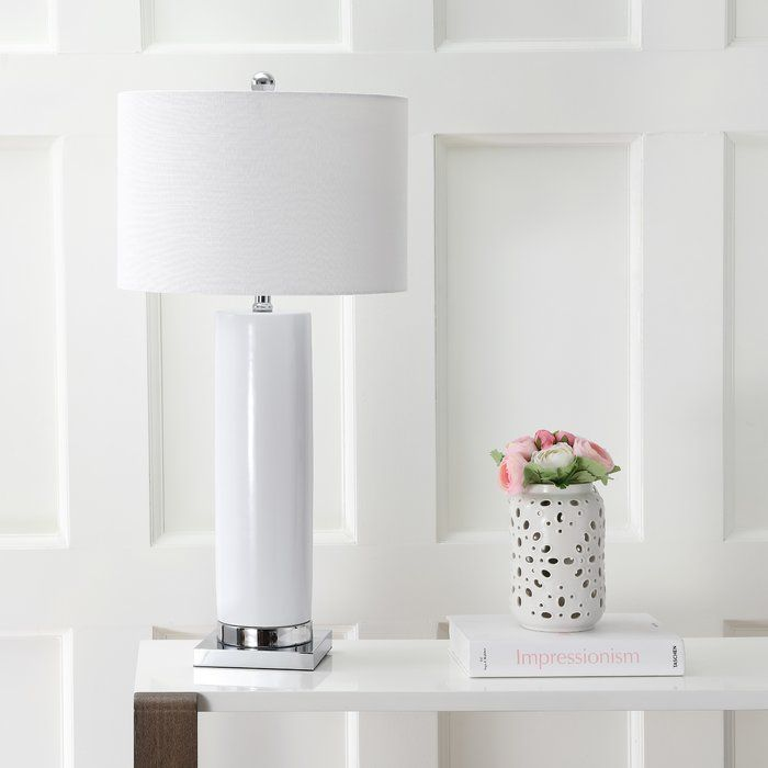 Huckstep 32 Table Lamp White Table Lamp Led Table Lamp Table Lamp