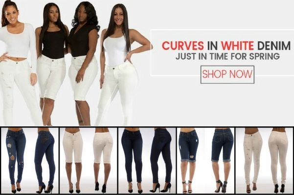 LATEST PZI JEANS TO ARRIVE FOR CURVY GIRLS