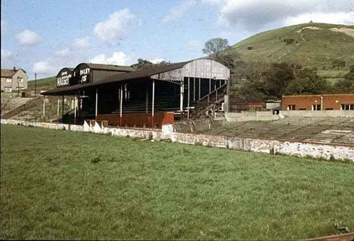 Peel Park, where Accrington Stanley (1891) played before folding in 1965