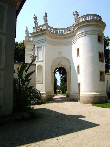 Villa Pisani - Esedra, Venice , ,province of Venezia ,  Veneto Italy