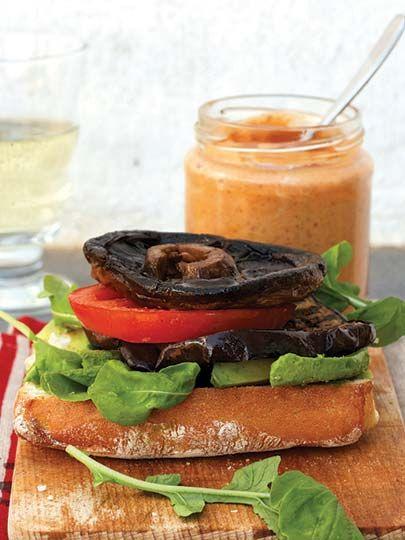 Vejetaryen burger Tarifi - Dünya Mutfağı Yemekleri - Yemek Tarifleri