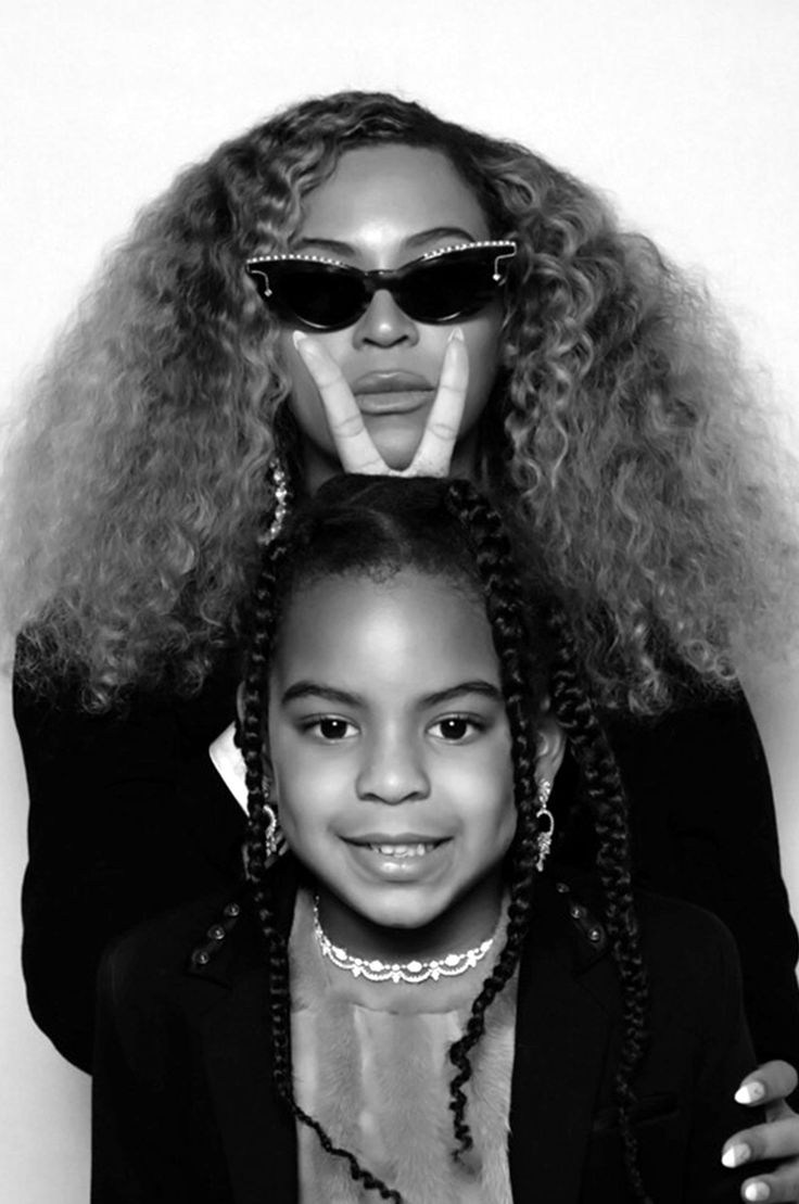 BEYONCE blue ivy, looove them