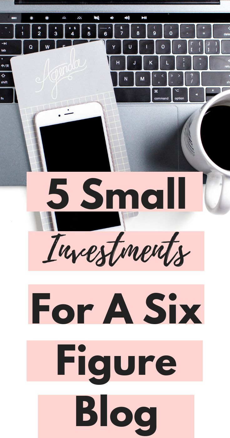 5 Things You Need To Invest In For A Profitable Blog – Ashley Colardo