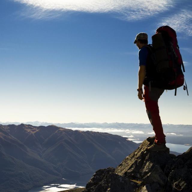 Nine Great Walks of New Zealand