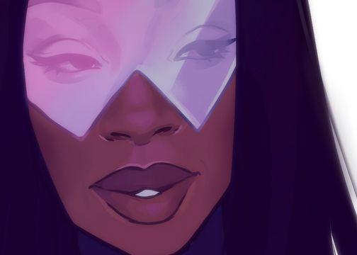 Asia Kendrick-Horton Estelle Garnet. - ASIEYBARBIE