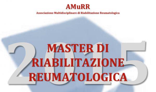 Master di Riabilitazione Reumatologica presso la Casa di Cura Villa Donatello. Clicca sull'immagine per saperne di più.