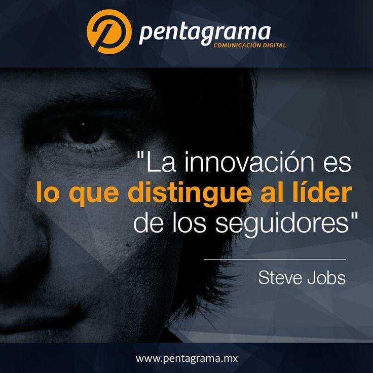 Steve Jobs dando lecciones de innovación y liderazgo