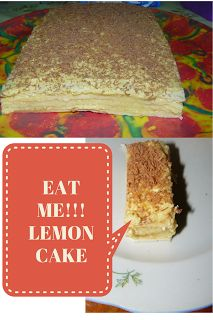 Eat me lemon cake easy recipe. It`s so good you can`t resist i!