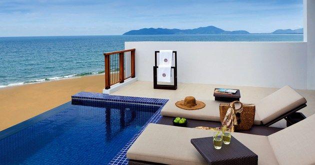 Wow! For anyone going to Vietnam, what a deal! Angsana Lang Co, Laguna Lang Co, Vietnam #luxurylink