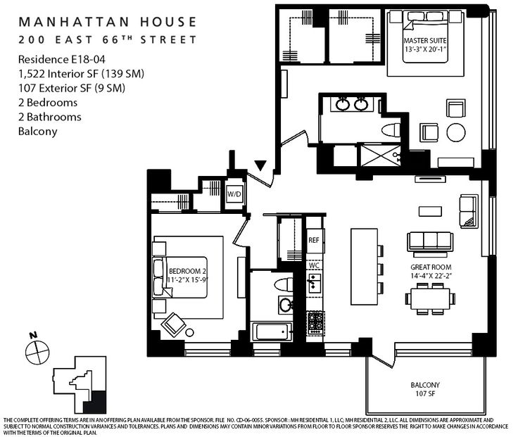 17 best images about penthouse apartment floor plans on for Floor plans for real estate marketing