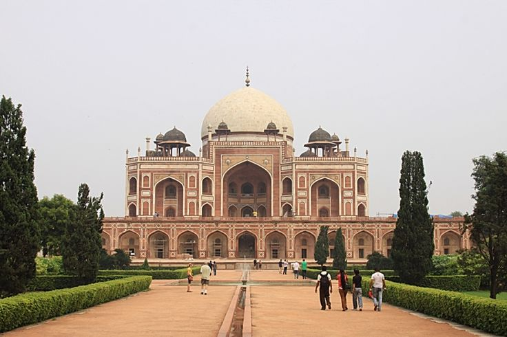 Humayun's Tomb a New Delhi. Foto di Samuele Fracasso