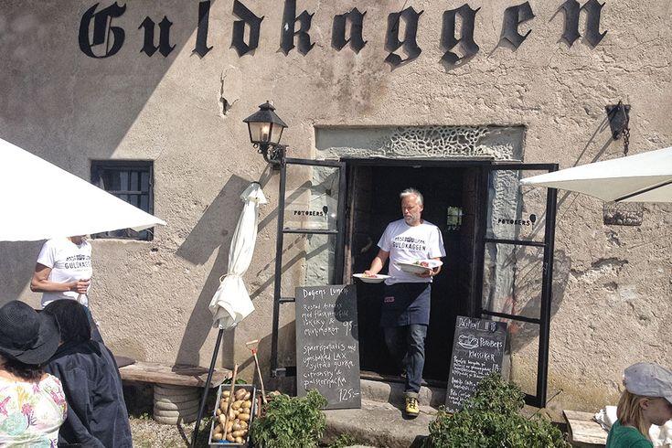 himlamycketsverige skriver om Guldkaggen i Burgsvik på södra Gotland
