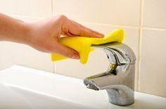 Comment nettoyer ou changer les joints de salle de bain !