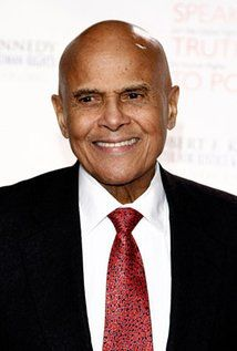 Harry Belafonte - A consummate entertainer. I have fond memories of listening to this man's music with my dad way back when!
