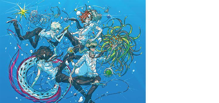 市川春子 SPECIAL|TVアニメ「つり球」