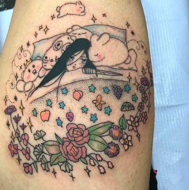 Delightful.   – Tattoos