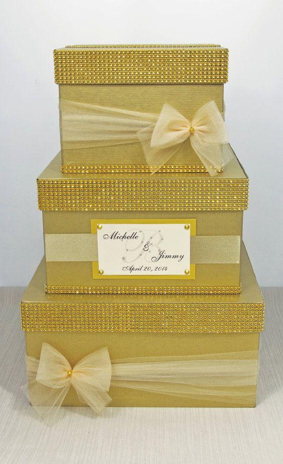 Best 25 Wedding Money Boxes Ideas On Pinterest Silver