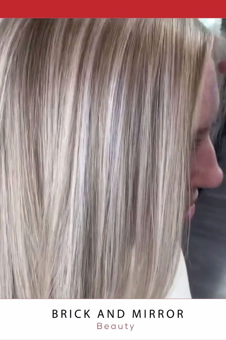 Before dying your hair blonde, learn what to expect and how to achieve beautiful tones, from the salon haircare professionals at Brick and Mirror Beauty. #Blonde #HairCare #Balayage