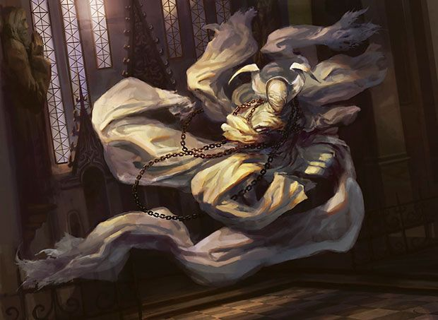Concept Art by Eric Deschamps Ral Zarek Magic the Gathering mythic ...