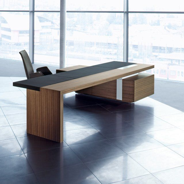 desk for office design. ceoo desk by walter knoll for office design